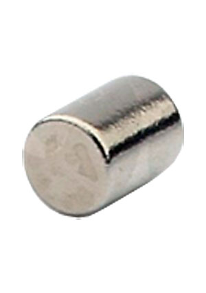Магнит пруток 3х4мм неодимовый