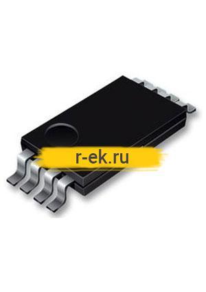 TPS2814D, 2х MOSFET драйвер, SO-8