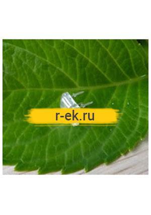 "BL-FL760RUGC, Светодиод ""Пиранья"" зеленый 160"" 700мКд 574нМ (Ultra Green)"