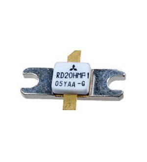 RD20HMF1-101, Si 900MHz 20W 12.5V ceramic