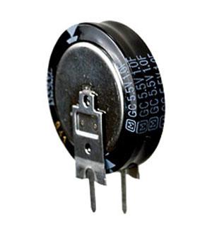 EECS5R5V105, ионистор 1.0Fx5.5V -25+70Cсерия SG табл.тип(Panasonic)