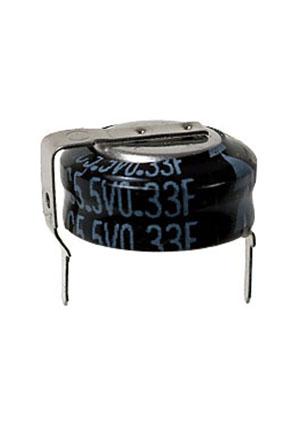 EECS0HD334H, ионистор 0.33Fx5.5V -25+70Cсерия SD табл.тип(Panasonic)
