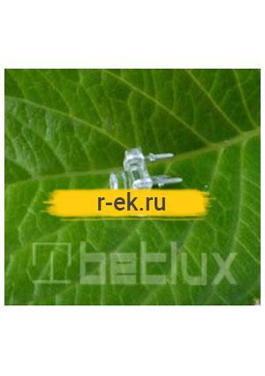 "BL-FL7644UGC, Светодиод ""Пиранья"" зеленый  140"" 700мКд 574нМ (Ultra Green)"