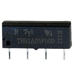 TRR-1A-05-F-00-D, реле 5V/1A,100V(SIP)