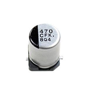 EEEFK1C471P, ЧИП электролит.конд.  470мкф 16В 105гр, 8x10.2(F