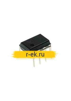 UCC37322P, Одноканальный, высокоскоростной драйвер ключа нижнего уровня с функцией включения