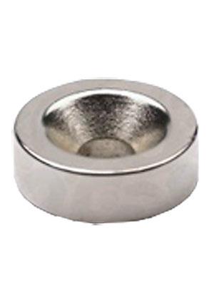 Магнит диск 15х4,5/10х5мм с зенковкой неодим